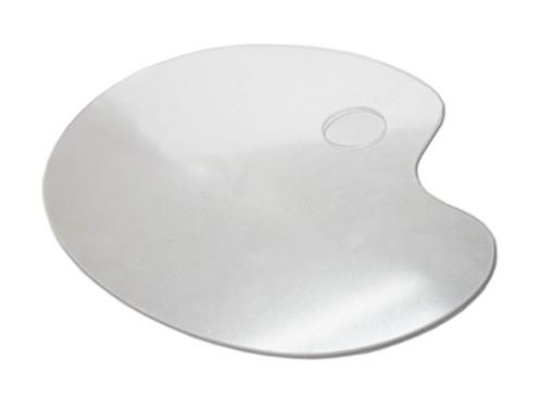 Палитра прозрачная, пластиковая, 40х28см, 3 мм