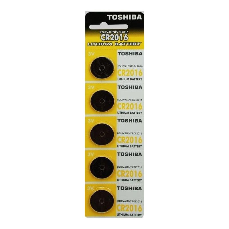 Батарейка 2016 TOSHIBA