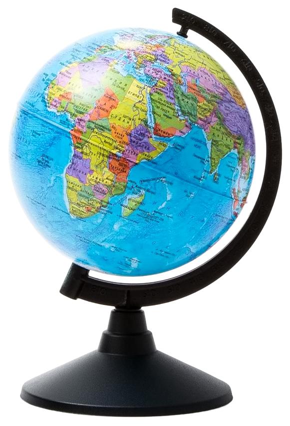 Глобус политический 120 мм