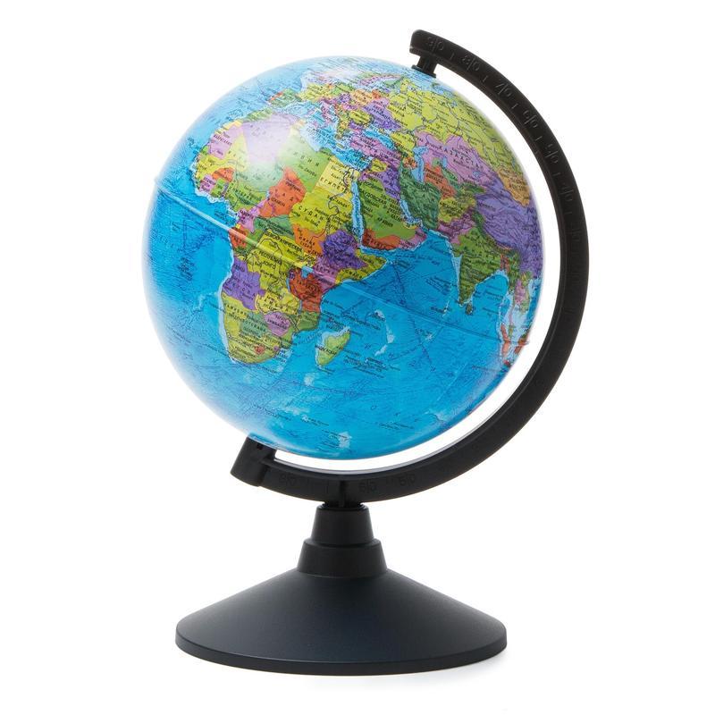Глобус политический 210мм.