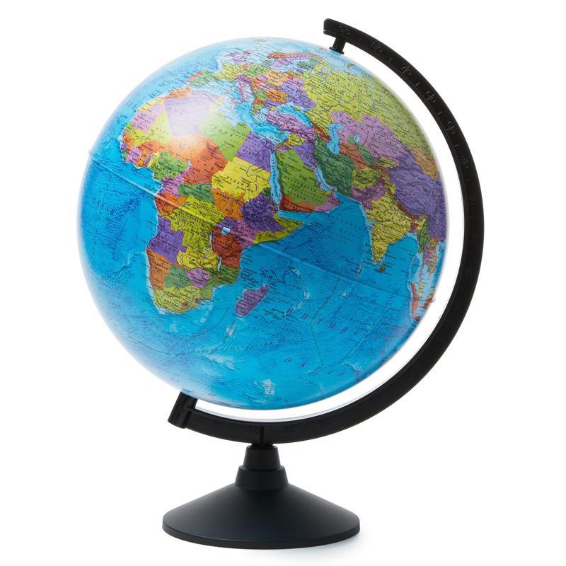 Глобус политический 320мм.