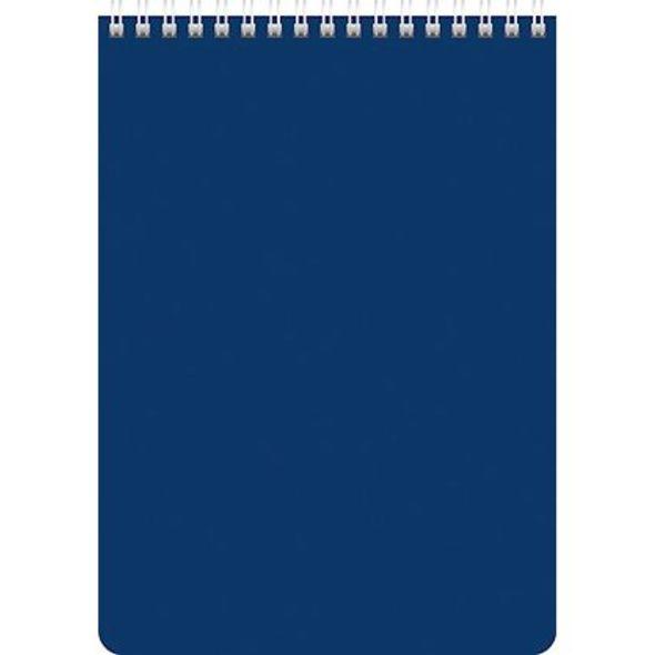 Блокнот А5 60л Хатбер гр. Синий