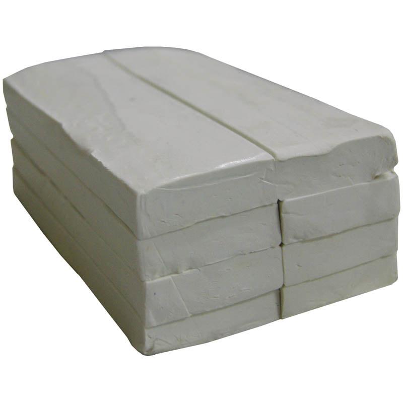 Пластилин Koh-I-Noor 1кг мягкий белый