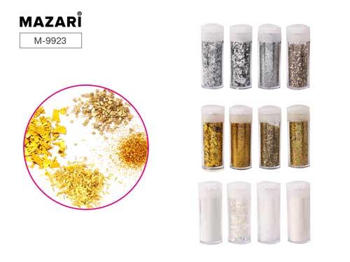 Набор блестки Mazari Glitter mix