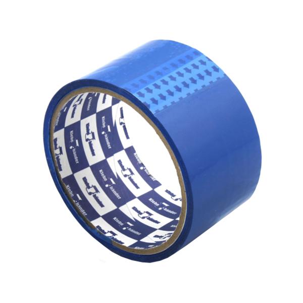 Клейкая лента упаковочная 48мм* 25м Klebebander син. 40мк