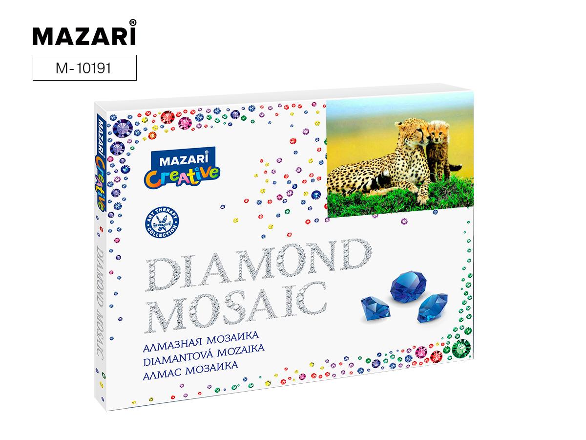 Алмазная мозаика 40*50см Мама и малыш