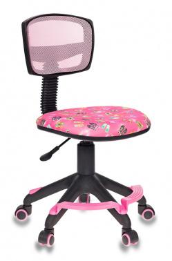 Кресло детское Бюрократ CH-299-F/PK/FLIPFLOP_P розовый