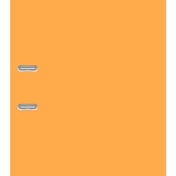 Папка регистр. Хатбер 70мм ламинир. NEON Оранжевая