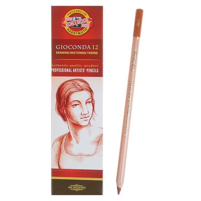 Сепия KOH-I-NOOR коричнево-красная Gioconda карандаш 175х7,5