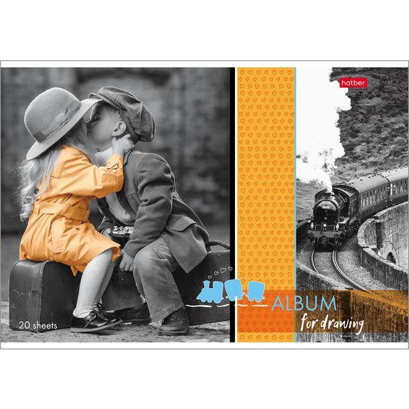 """Альбом д/рис. 20л Хатбер """"Изысканность  цвета"""""""