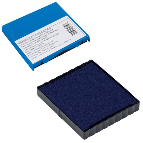 Подушка сменная д/печати TRODAT (4940, 4924) фиол.