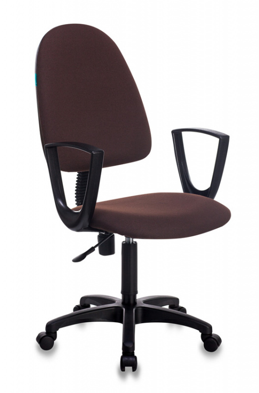 Кресло Бюрократ CH-1300N/3C08 Престиж+ коричневый