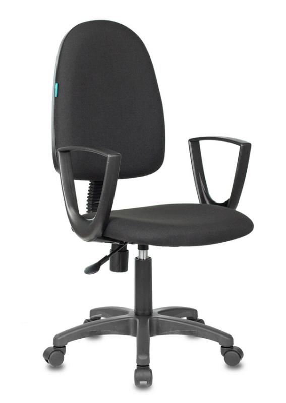Кресло Бюрократ CH-1300N/3C11 Престиж+ черный