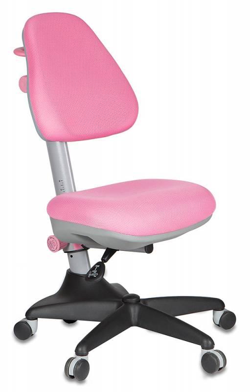 Кресло детское Бюрократ KD-2/PK/TW-13A розовый