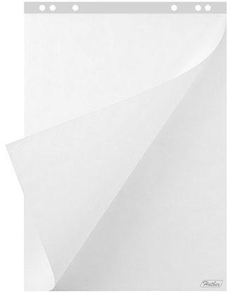 Блокнот д/флипчарта Хатбер 64*92см 20л белый с перф.
