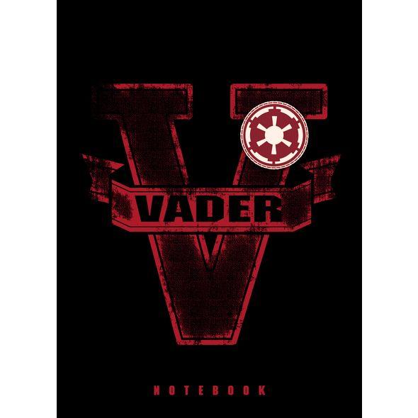 """Блокнот А6 32л Хатбер лам. """"Звёздные войны"""" (LUCAS-STAR WARS)"""