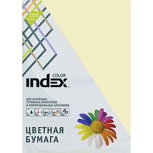 """Бумага """"Index Color"""" А4 80г/м2 100л ваниль"""