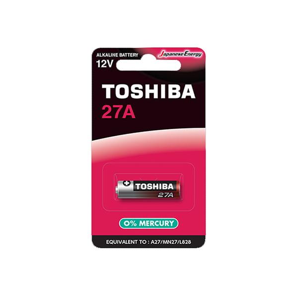 Батарейка 27A TOSHIBA