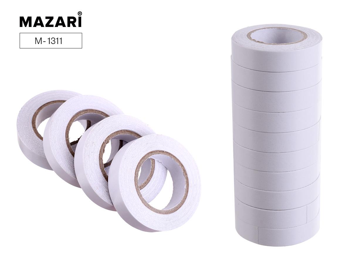 Клейкая лента двусторонняя 15мм*10м Mazari
