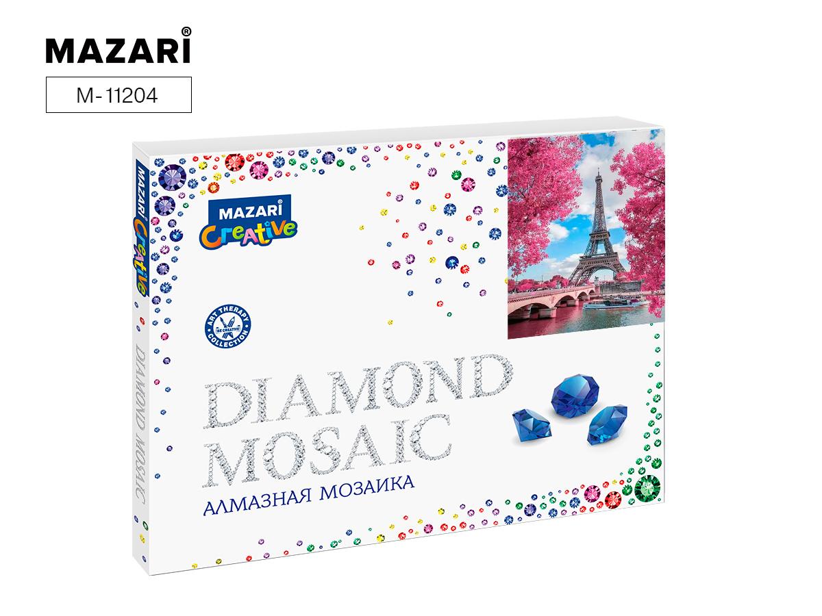 Алмазная мозаика полная выкладка 40*50см Париж