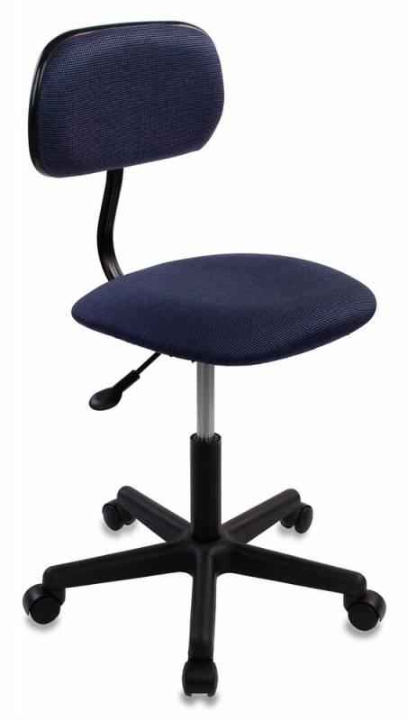 Кресло Бюрократ CH-1201NX/BL&BLUE темно-синий 12-191
