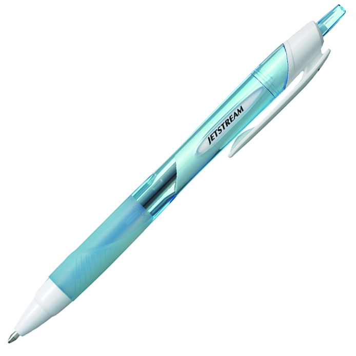 Ручка UNI Jetstream авт. 0,7мм синяя корпус синий