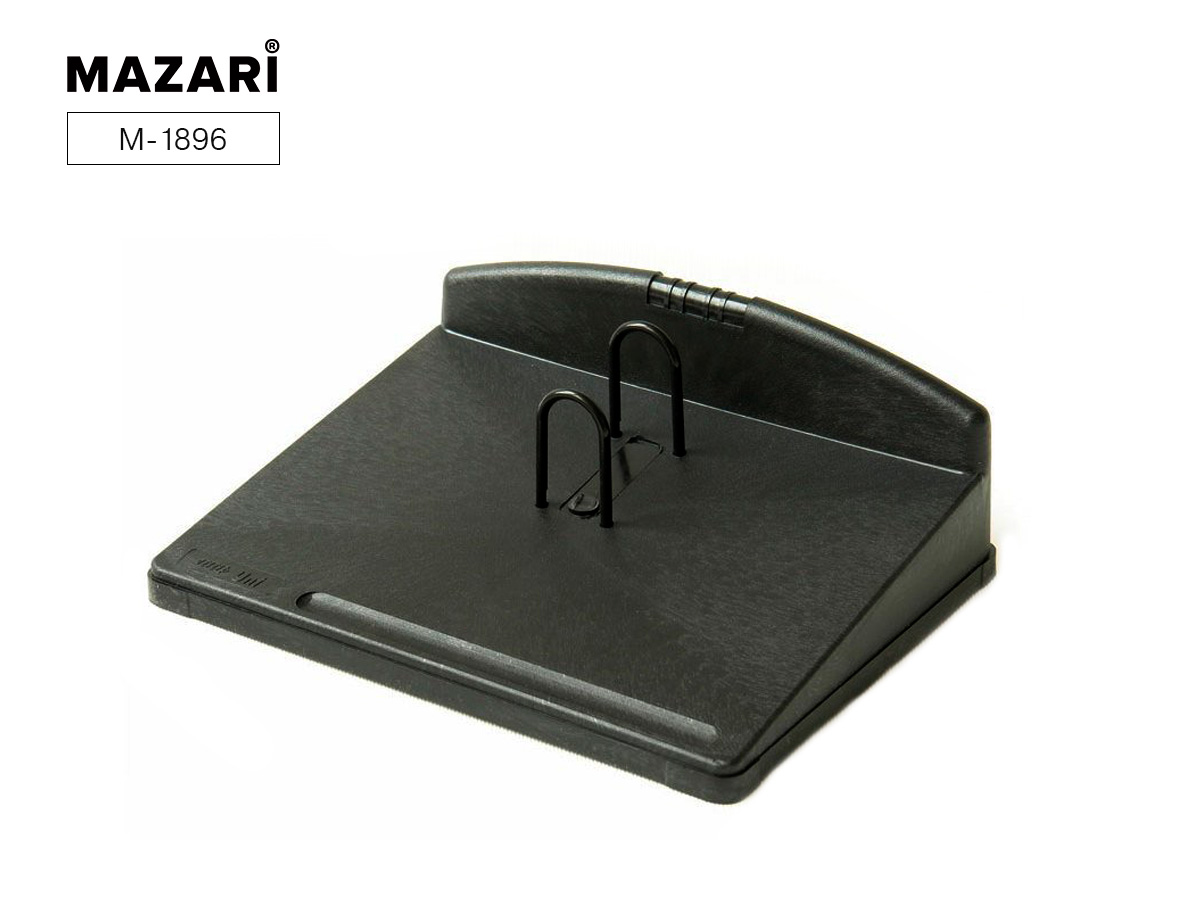Подставка для календаря Mazari Classic черная 230*180*85мм