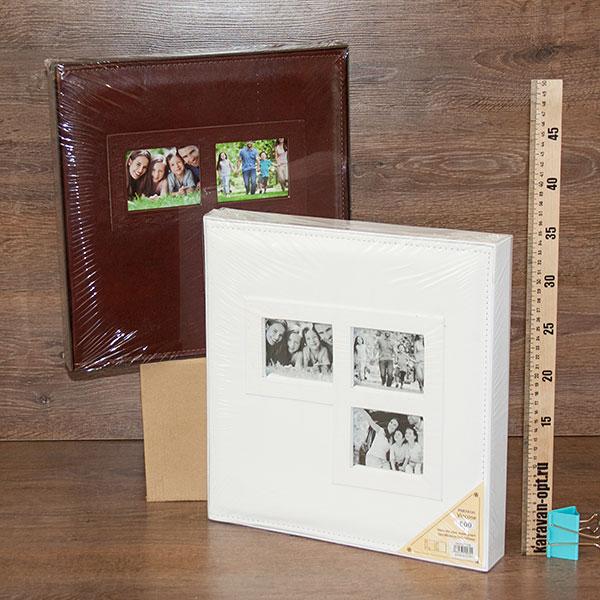 фотоальбом 500 фото под кожу семейный 2вида