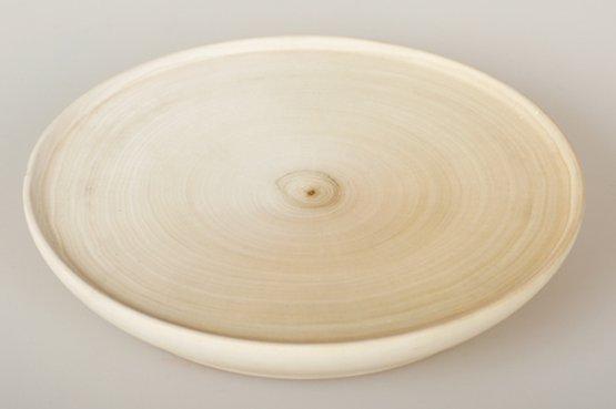 Деревянная заготовка из липы Тарелка 10см