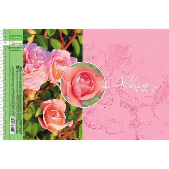 """Альбом д/рис. 32л Хатбер спир. ЕСО """"Красота цветения"""""""