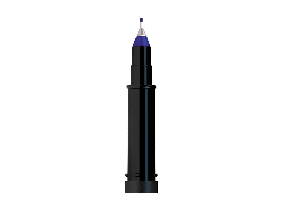 Ручка капилярная Berlingo 0,4мм синяя
