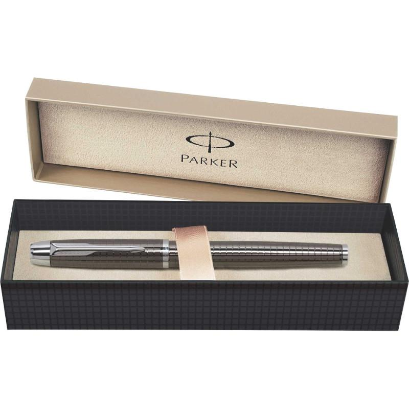 """Ручка Parker """"5-й пишущий узел"""" IM Premium F522 черн."""