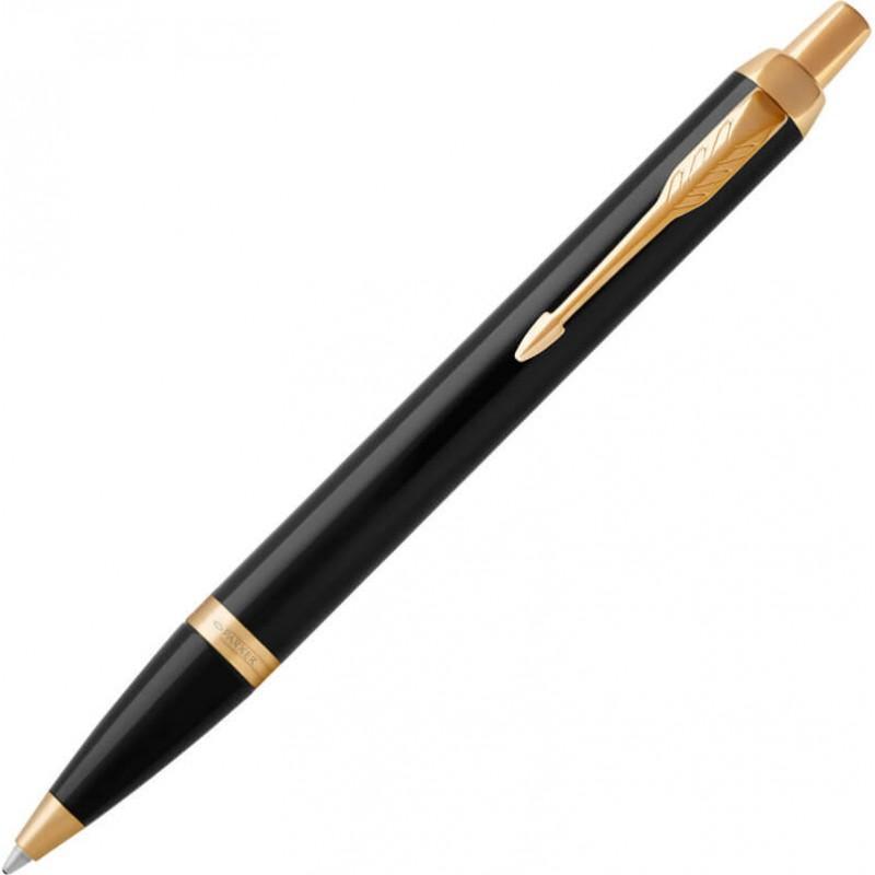 Ручка Parker IM Core Black GT M синяя