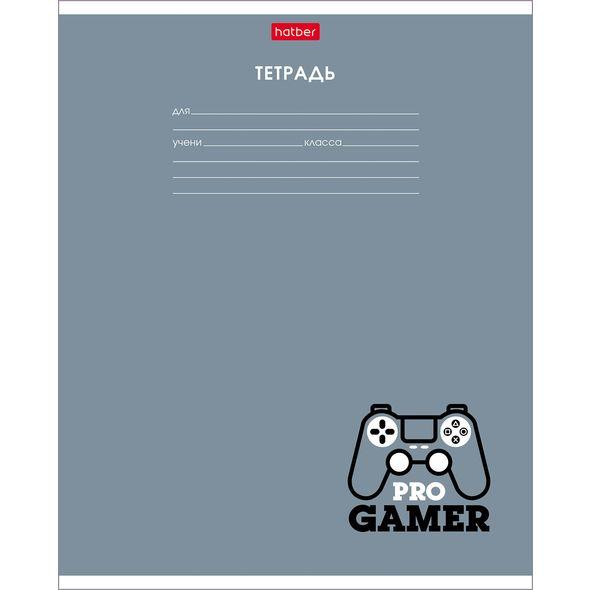 """Тетрадь 12л лин. Хатбер """"Gamer"""""""