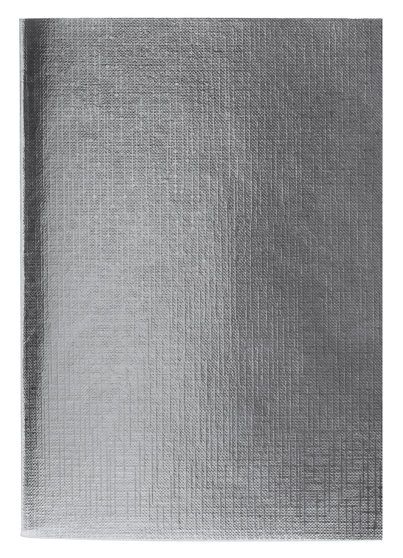 Тетр. А4  48л бумвин. Хатбер Metallic серебро