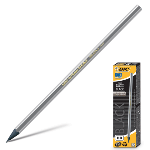 Карандаш BIC Evolution Black НВ