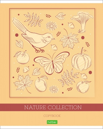 "Тетр. линия 48л Хатбер ЕСО ""Nature Collection"""