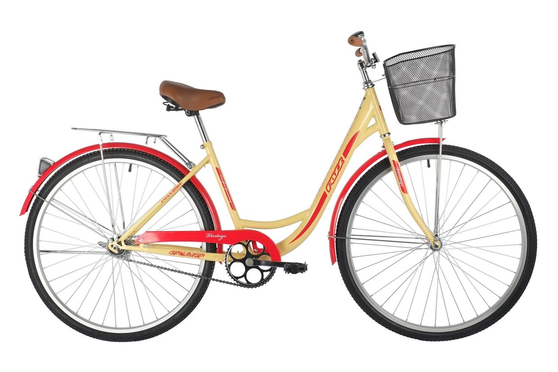 "Велосипед Foxx Vintage 28"""