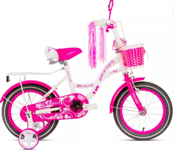 "Велосипед Pulse 20"" 2006 Milana"