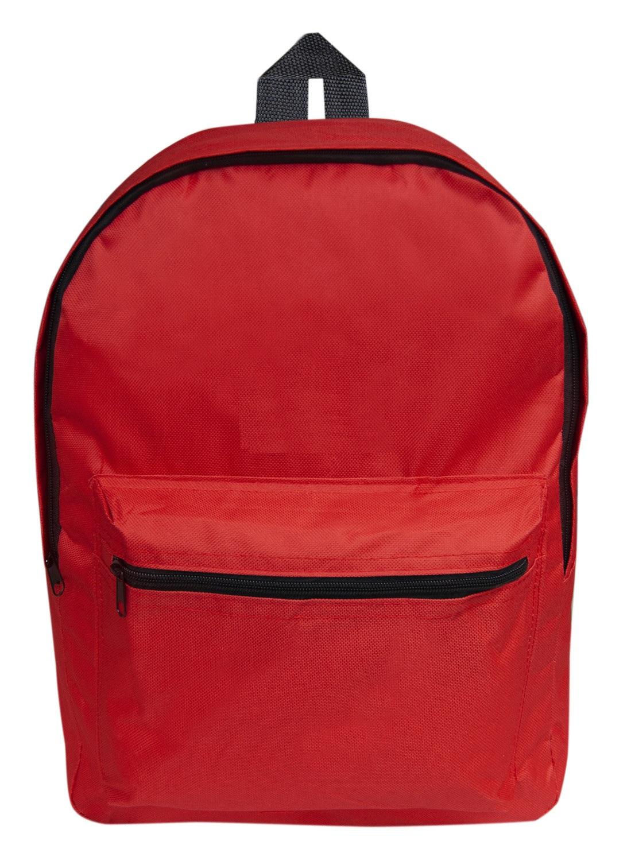 Рюкзак Silwerhof Simple темно-красный