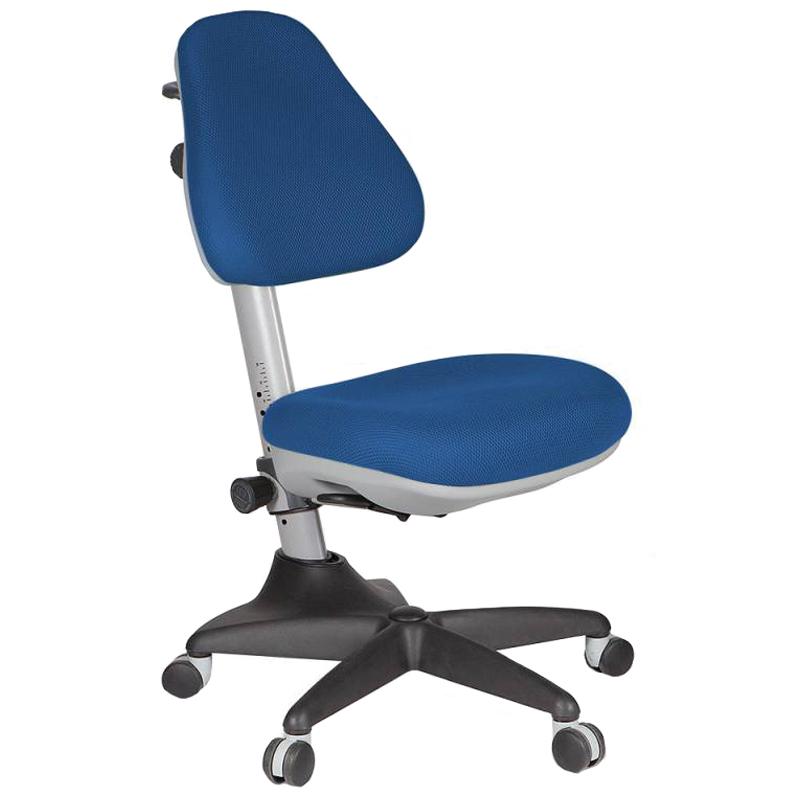 Кресло детское Бюрократ KD-2/G/TW-10 синий