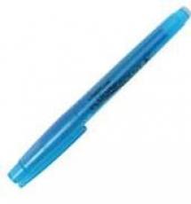 Текстовыделитель Line Plus 4мм голубой