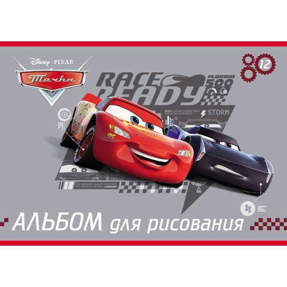 "Альбом д/рис. 12л Хатбер ""Тачки"" (Disney)"