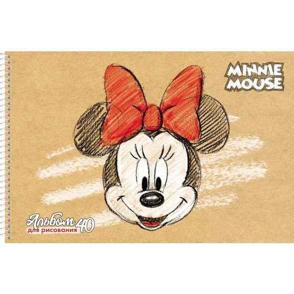 "Альбом д/рис. 40л Хатбер спир. перф. ""Микки Маус""(Disney)"