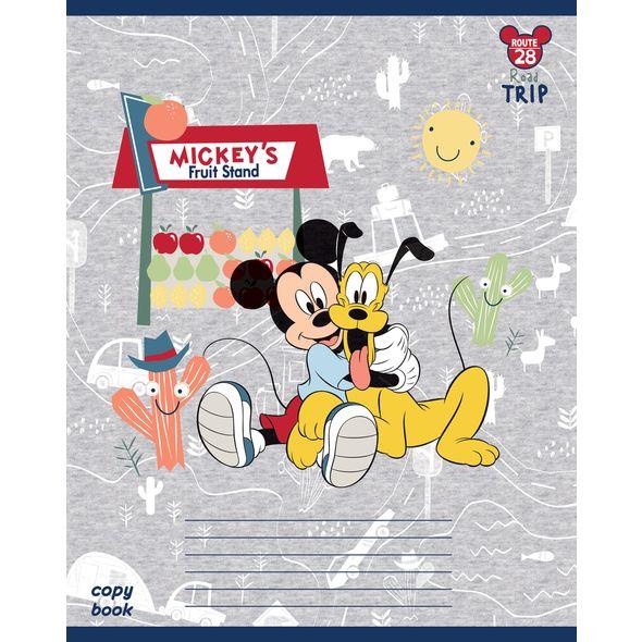 "Тетрадь 12л кл. Хатбер ""Микки Маус"" (Disney)"