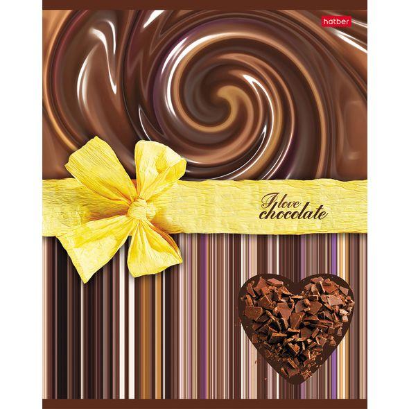 """Тетр. 96л Хатбер """"Шоколад"""""""