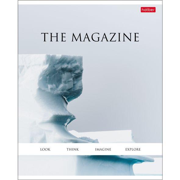 "Тетр. 96л Хатбер выб.лак ""The magazine"""