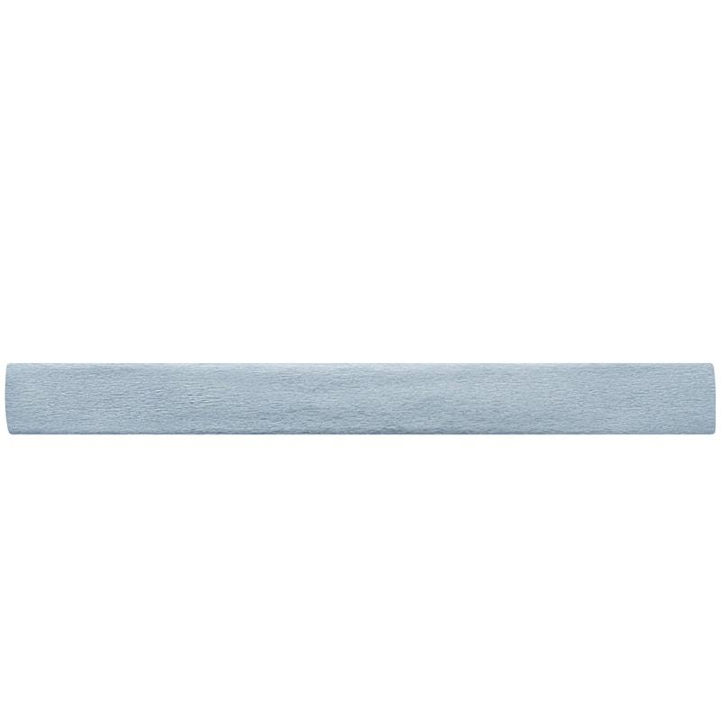 Бумага креповая 50*200 22г/м перламутр голубой