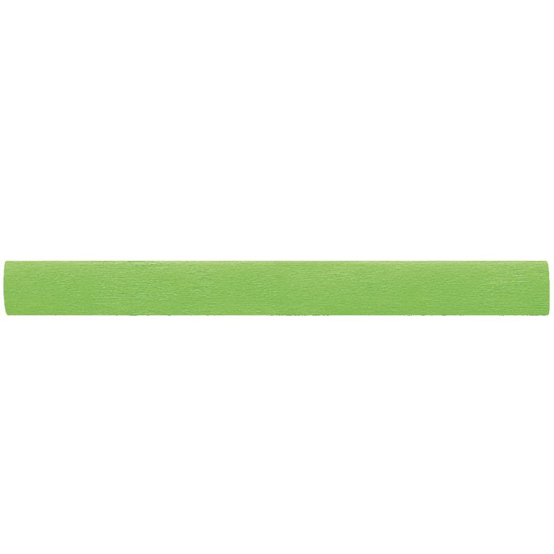 Бумага креповая 50*200 22г/м флюоресц. зеленая