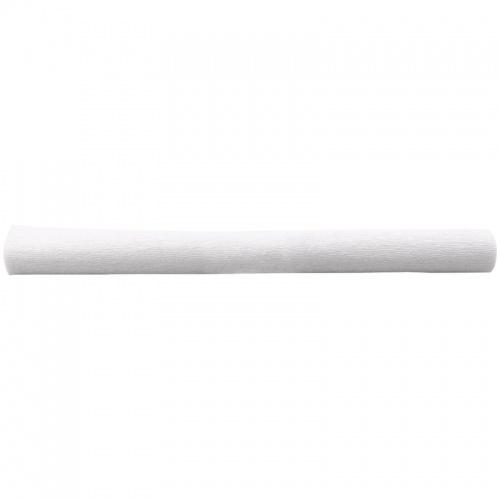 Бумага креповая 50*250 128г/м флористич. белая
